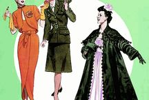 Costume & Fashion Paper Dolls / by Dover Publications
