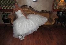 Bride's Chaise Lounge shots