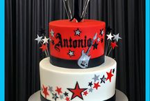 rock star birthday