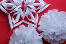 Snowflakes / by Maria Woodey
