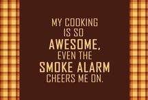 Funny Cooking Humor / Cooking humor quotes & funny pictures & more!