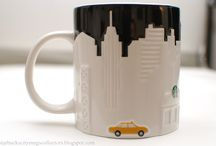 City Mugs / Famous Cities Mugs
