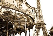 Quero Paris / Cidade maravilhosa