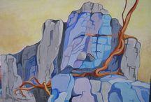 Alkotásaim/my works (paintings)