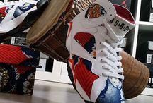 B Shoes Wax