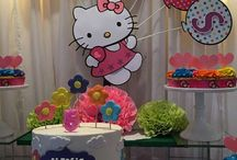 Party ideas - Hello Kitty