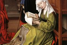 Clothing & Culture: 15th century Flemish / by Kate {Beatriz Aluares}