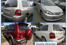 Toyota Spare Parts / General Japanese spares provide car spare parts and accessories for the entire Toyota model range with high end quality spare parts of your required model.