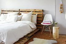 Sweet Dreams / Beautiful Bedrooms / by Holly Bridges