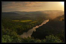 Landscapes of Morgan County