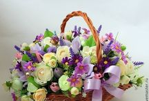 kosze kwiatowe