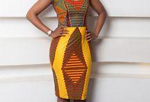 abiti ghanesi