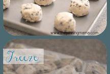 Cookies - recipes