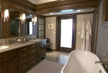 Bathrooms / by Deb Mell