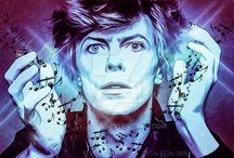 Celebrities / Celebrities-  Digital art - photo manipulation.