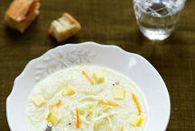 Miam ! De la soupe !