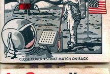 SOVIET & NASA SPACE RACE Matches / SOVIET and AMERICAN SPACE RACE Matches