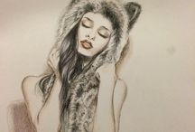 SpiritHood Fan Art / SpiritHoods presents the Artistic Stylings of many of its tribe members!