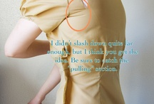 Not pretty - sewing tutorials / Sewing tips and tutorials / by Tallulah Twirl