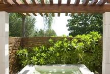 Outdoor Spa  / by Akemi Gardens