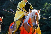 Characters: Mounted Archers