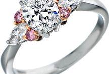 * Pretty Pink Jewelry * / by Kim Champion