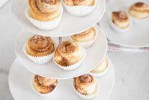 Zimtchoisson / Muffins