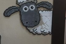 shaun the sheep hama