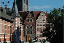paisajes urbanos, edificios y arquitectura