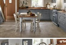welsh country kitchen