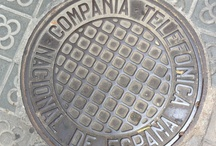 Please Top This... / A collection of Sewer Caps/Manhole Covers from anywhere and one day everywhere....please add on!