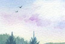 Landskapsmålningar