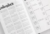 Bullet journal-ideas