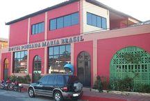 Hotel Pousada Maria Brasil / Fotos de nossa pousada em Paracuru-CE, Brasil.