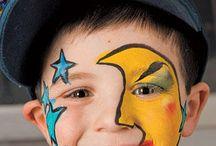 parties/face painting / by Ranae Koyamatsu