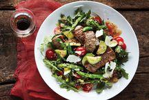 Stunning Salads / by Oxygen Magazine