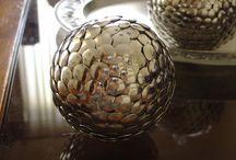 bolas decorativas / by carmen osornio