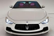 Maserati Ghibli / All about Maserati cars