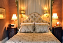 Guest Rooms / Enjoy one of our elegant rooms and suites. All individually furnished with distinct, vintage antiques that provides classic, romantic charm.