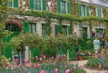 TRAVEL : Giverny France