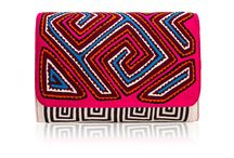 Mola Sasa / Molas, as they known, are decorative apparel fabrics made by women of the Kuna or Guna indigenous communities of Panama and Colombia. They are made by applying cut out layers of fabric on top of each other. The more layers, the more fine the Mola.
