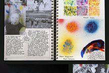 Visual Diary Examples