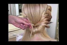 vidéo coiffure