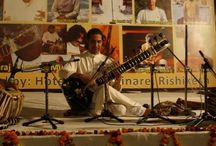 Music Concert in Rishikesh / Music Concert in Rishikesh, India at Nada Yoga School by our team of professional Musicians.