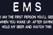 EMS / by Brenda Crampton