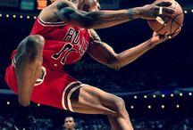 NBA BASKETBALL LEGENDS / by comaru comaru