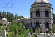 Traveling Places in Erzincan Turkey