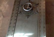 Puertas/Decoracion industrial