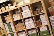 Craft room ideas / by Shana Bertels-Wright