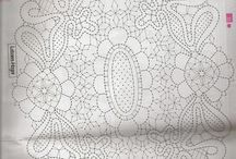 Handcraft - Romanian Point Lace